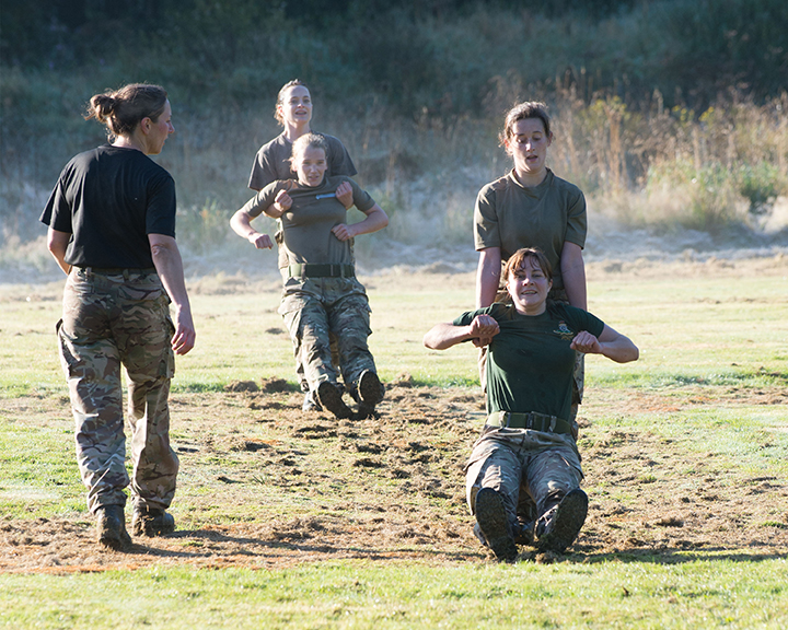 Lessons in Badassery - Army Training