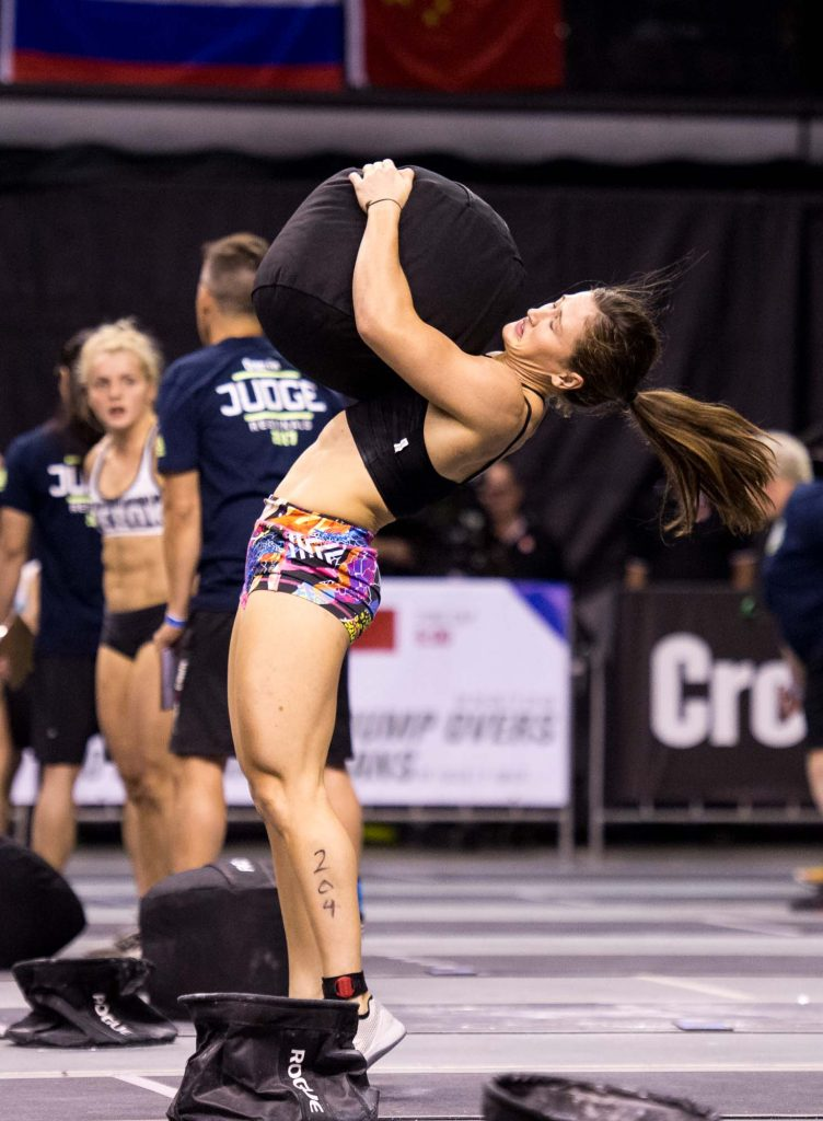 Tia-Clair Toomey: CrossFit and Olympics