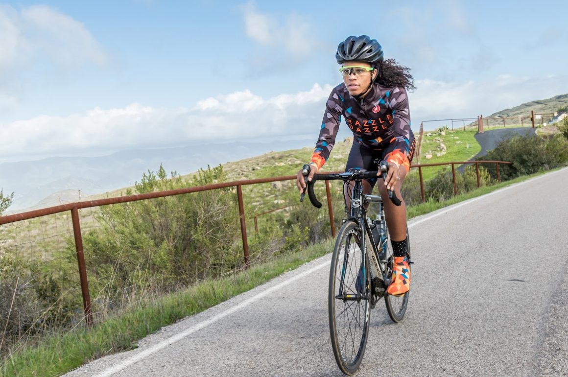 Lessons in badassery - 20 QUESTIONS FOR… Ayesha McGowan: Bike badass and diversity advocate