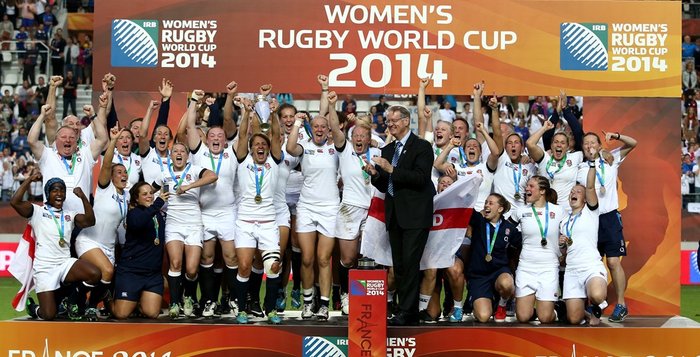 Lessons in Badassery The Women's Rugby World Cup