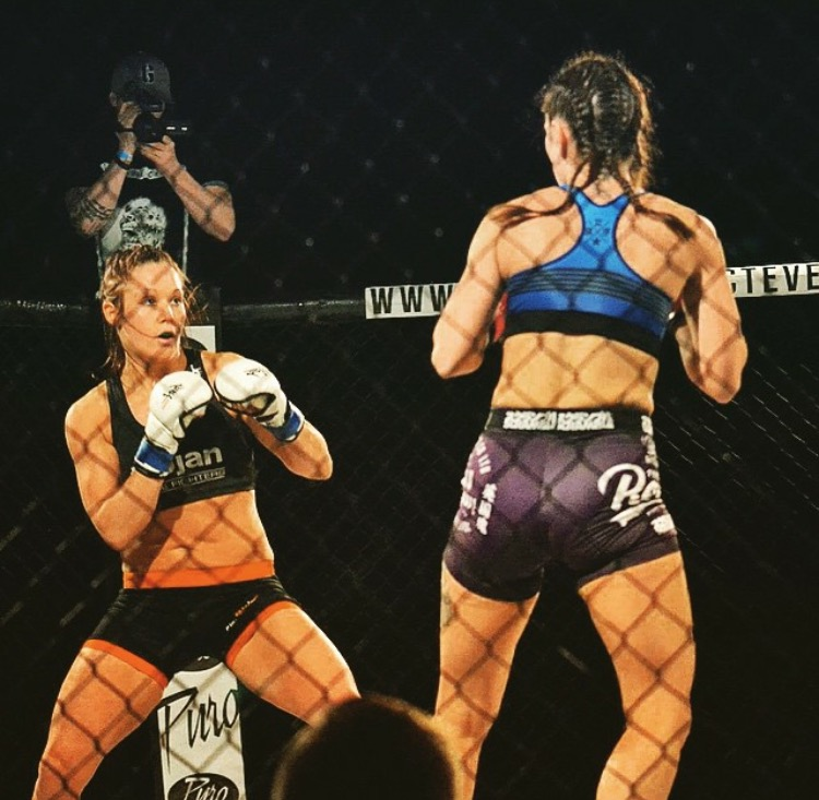 Lessons in Badassery - Polly Beauchamp: MMA Fighter