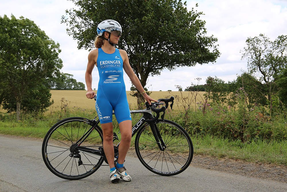 Lessons in Badassery A DAY IN THE LIFE OF… Lucy Gossage, Pro Triathlete