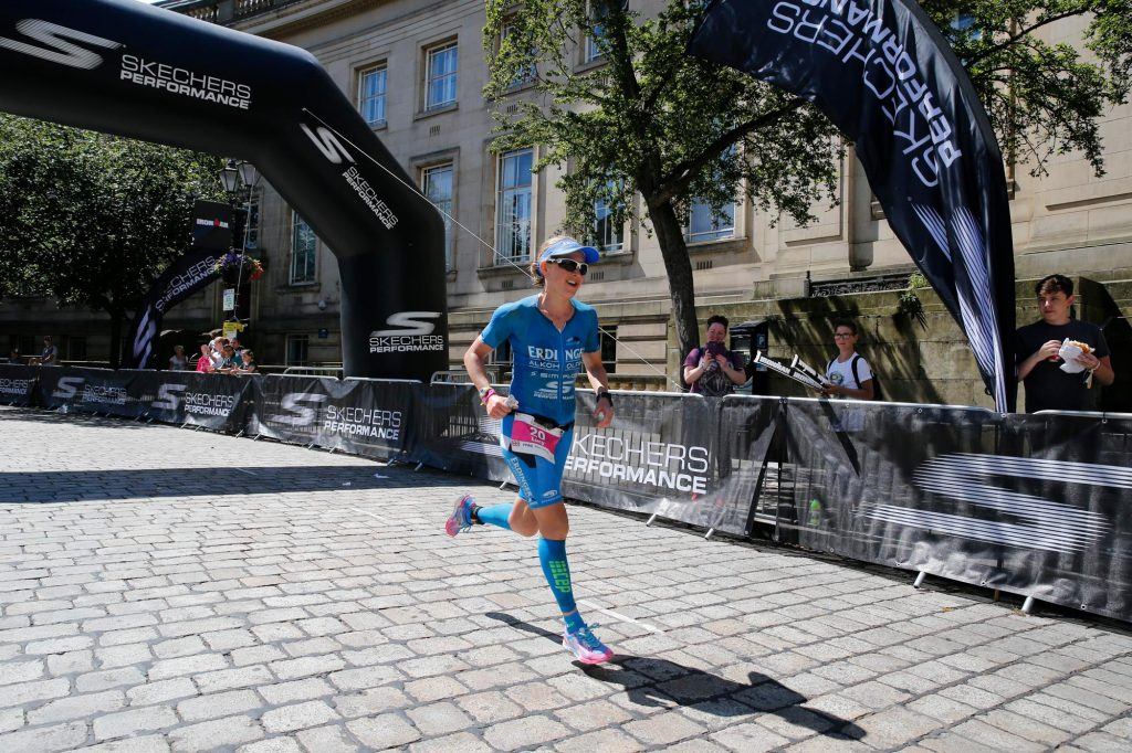 Lessons in Badassery A DAY IN THE LIFE OF Lucy Gossage, Pro Triathlete