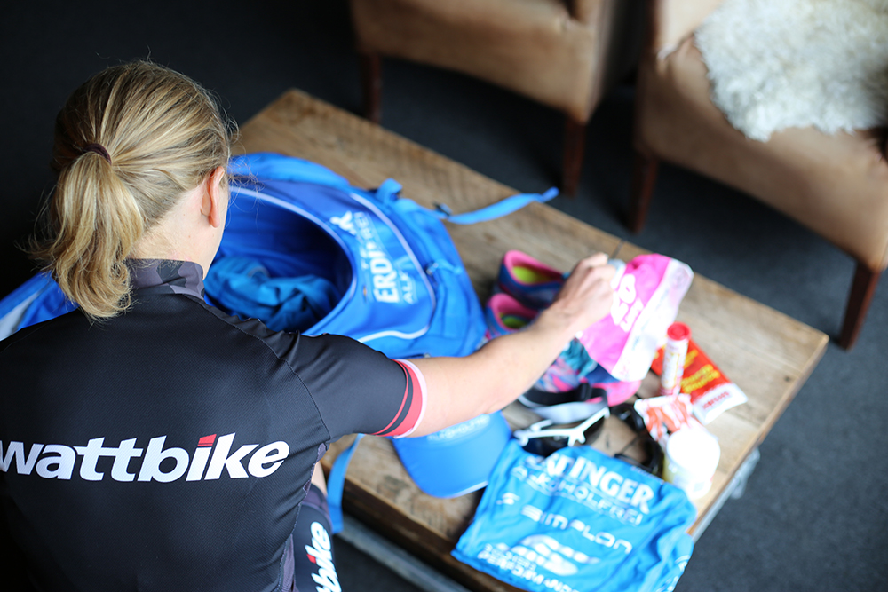 A DAY IN THE LIFE OF… Lucy Gossage, Pro Ironman Triathlete
