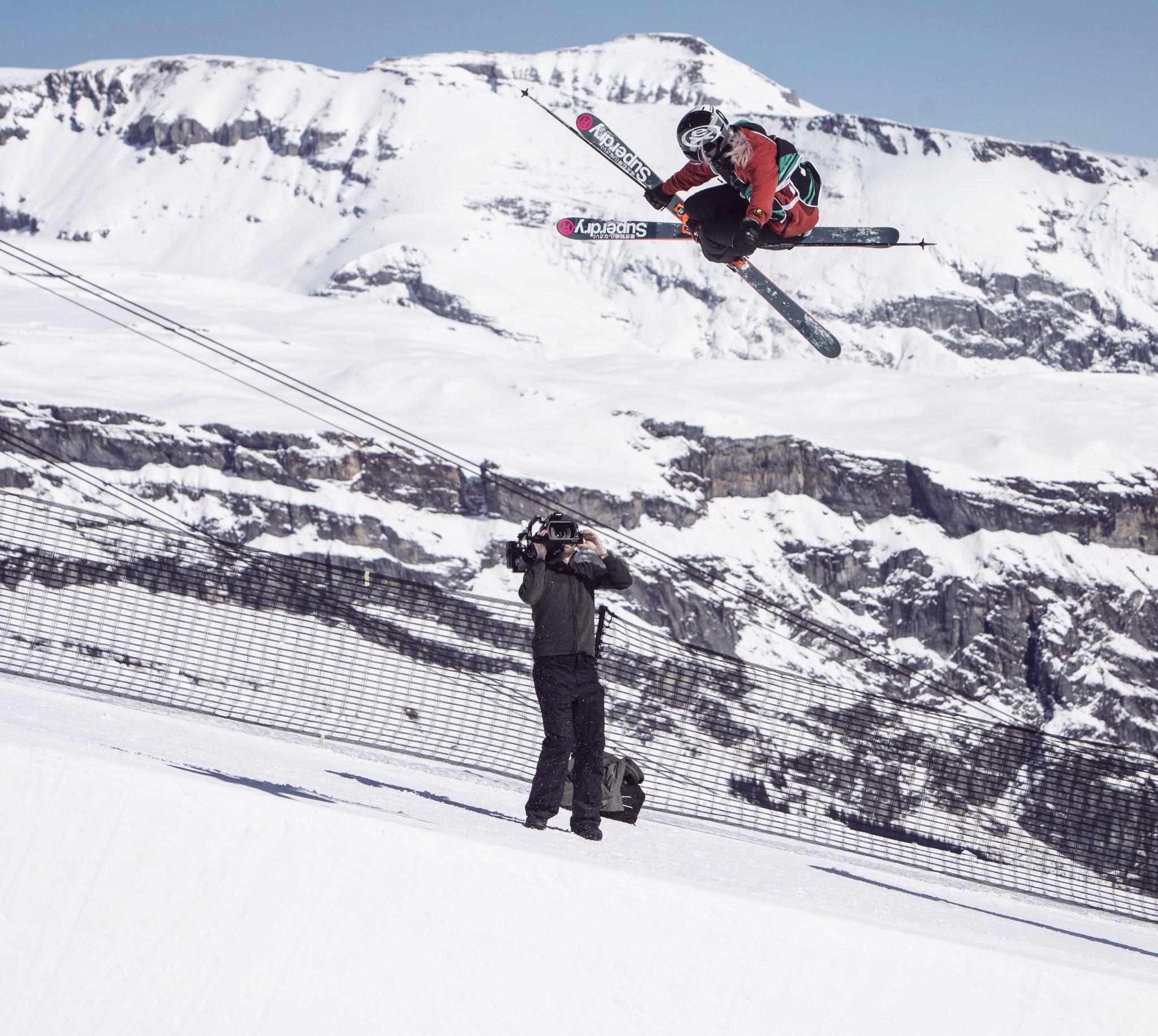 Skier Gb In Freestyle Halfpipe Team Cheshire Lessons Rowan qOCxSavwn