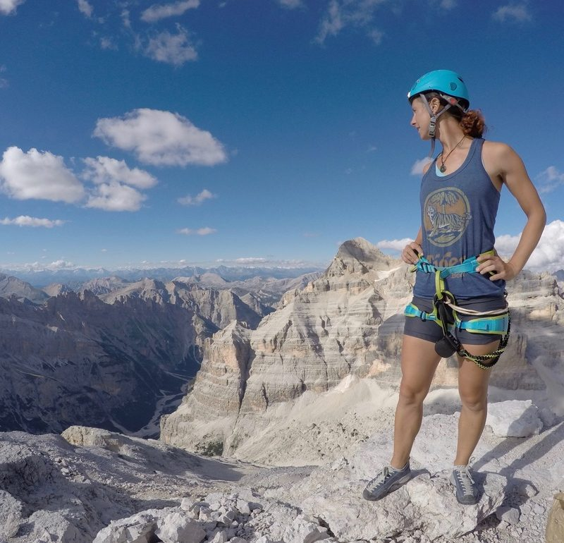 Emma Timmis: Adventure, ultras and ElliptiGo