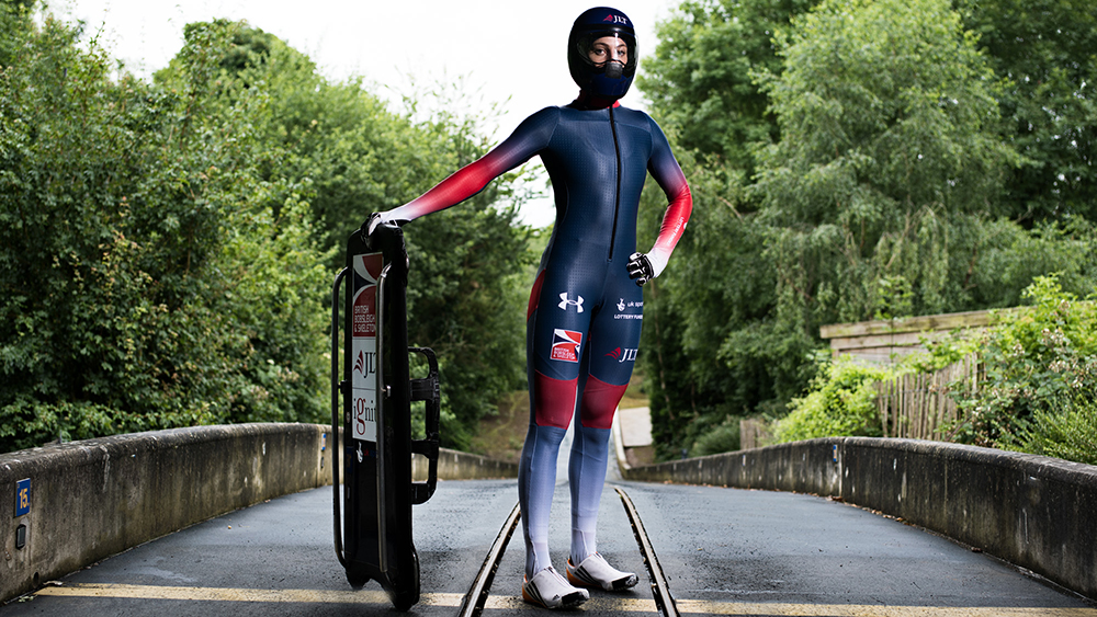 A DAY IN THE LIFE OF… Kimberley Murray, GB skeleton athlete
