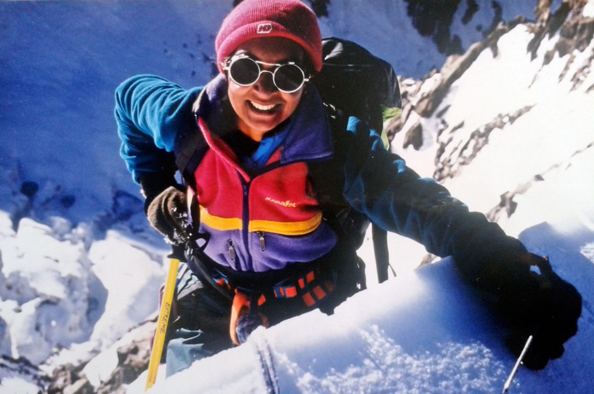 Ghazala Ahmad-Mear: Environmental adventurer