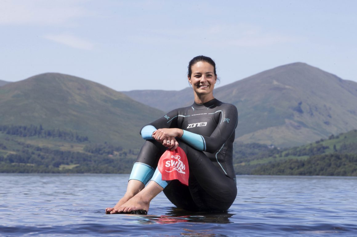 Keri-anne Payne: Open water swimming, Training and Triscape