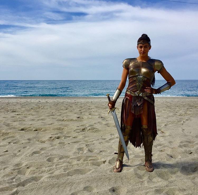 20 QUESTIONS FOR… Caitlin Dechelle, Wonder Woman Stunt Double