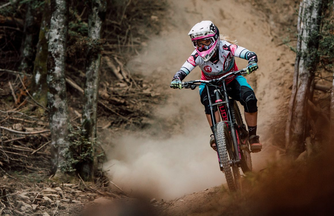 Tracey Hannah Downhill Mountain Bike Badass Lessons In Badassery