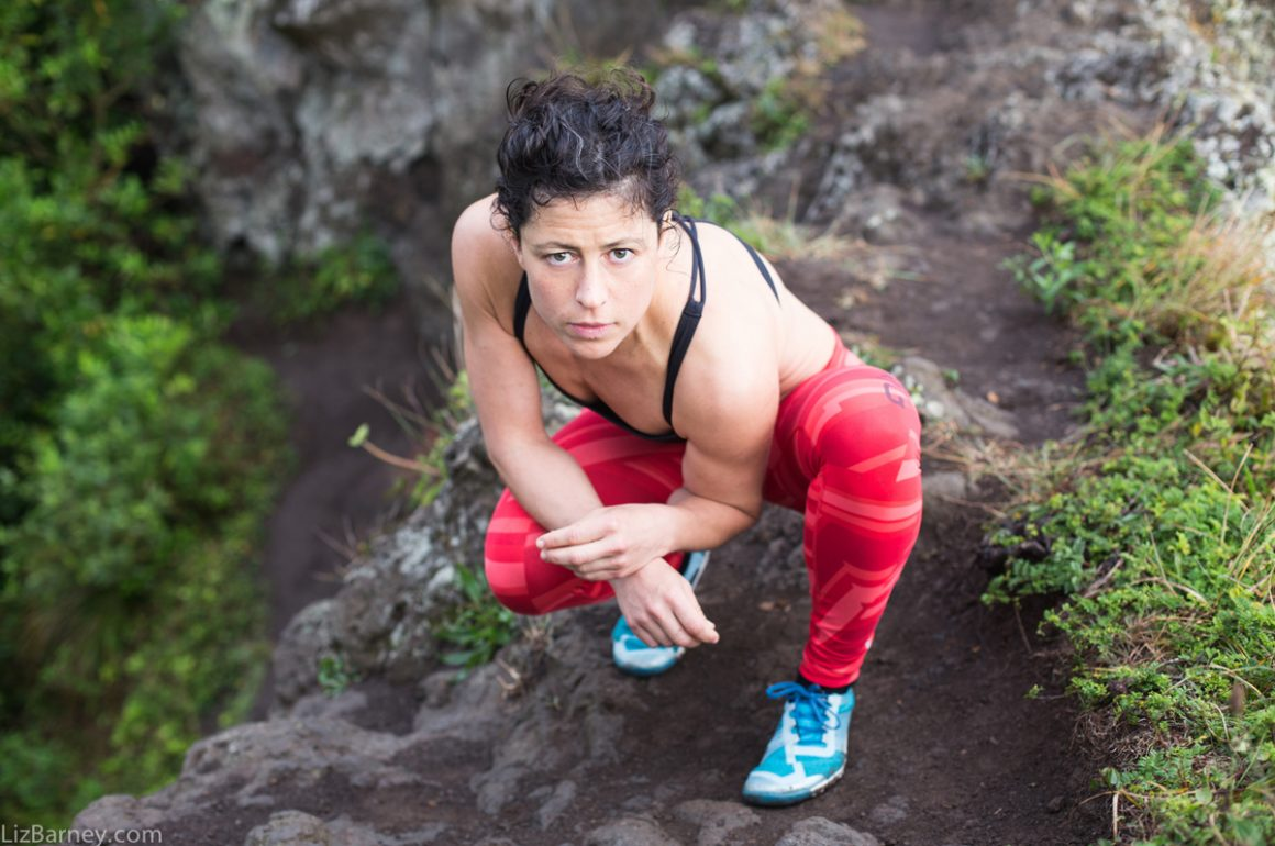 Hélène Dumais: 'When you hallucinate and fall asleep mid-run, it's time to rest!'