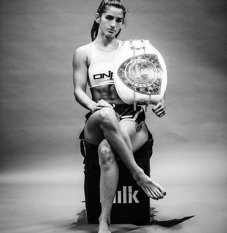 Tiffany Van Soest: 5 x Muay Thai World Champion