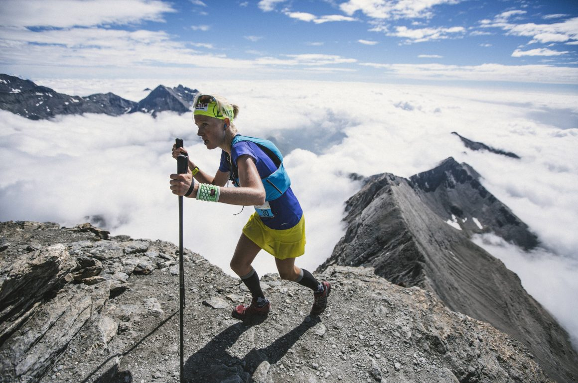 Victoria Kreuzer: Skimo Athlete + Vertical Runner