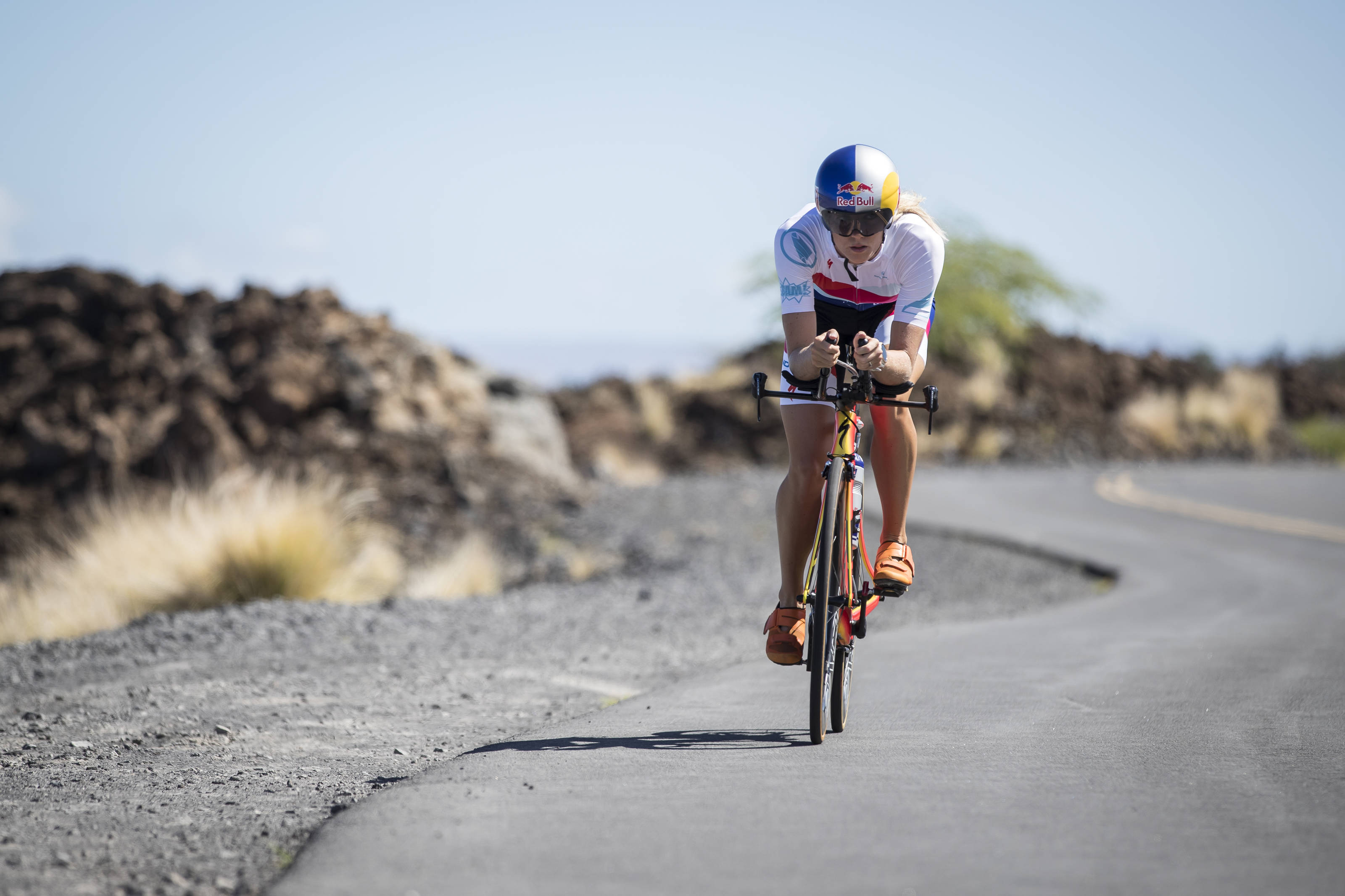 Ironman's Lucy Charles: 'I just love the pain' - Lessons In