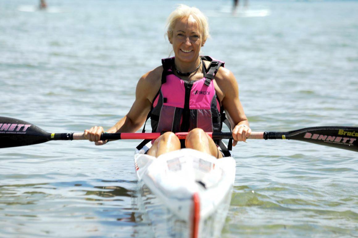 Sarah Davis: Preparing to Paddle the Nile