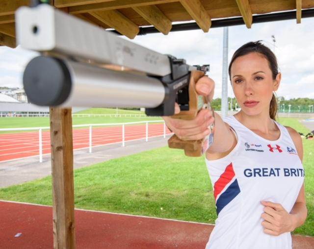 Samantha Murray: Modern Pentathlon Olympic Silver Medallist
