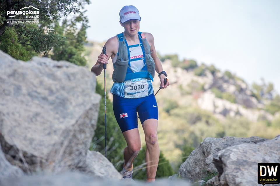 Sally Fawcett: Trail World Championship Recap (+ more)