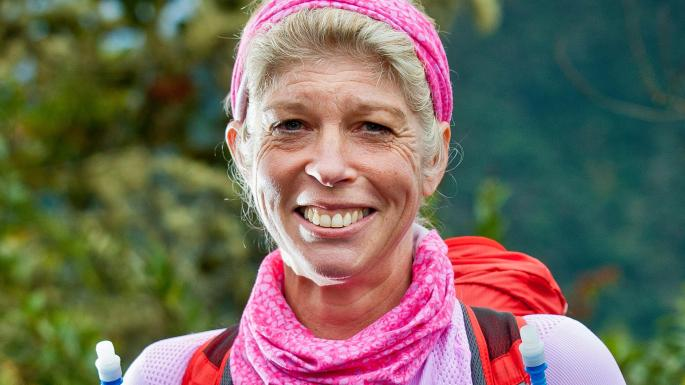 Mimi Anderson: Record-breaking Ultra-Runner
