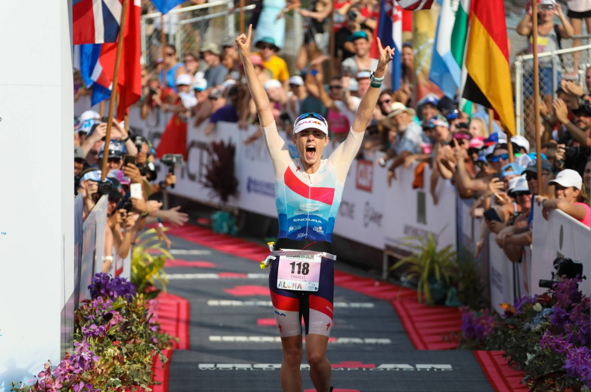 5 QUICK-FIRE QUESTIONS: Lucy Charles, Ironman Triathlete