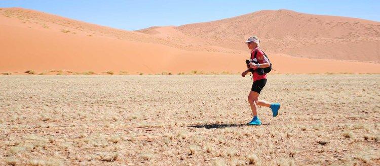 Mimi Anderson: Record-breaking Ultra-Runner
