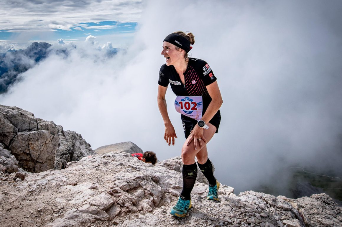 Hillary Gerardi: Skyrunning Above the Clouds