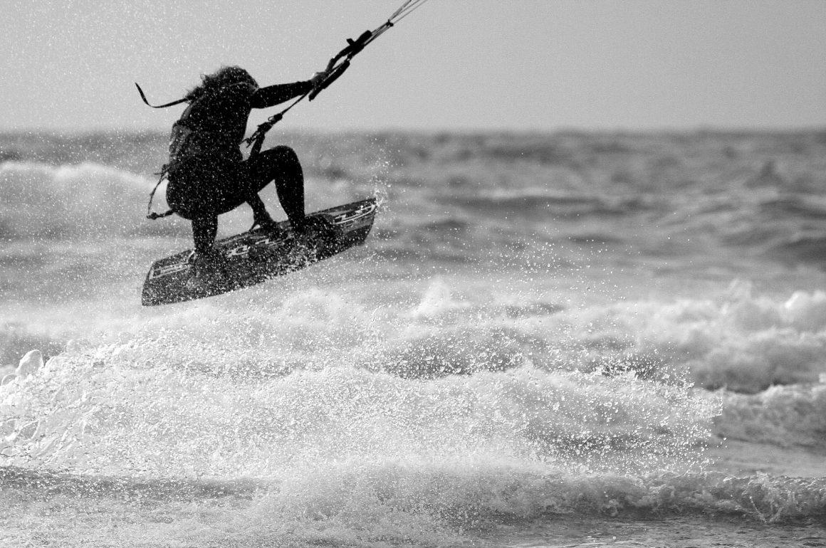Sukie Robertson: Kitesurfing Champion