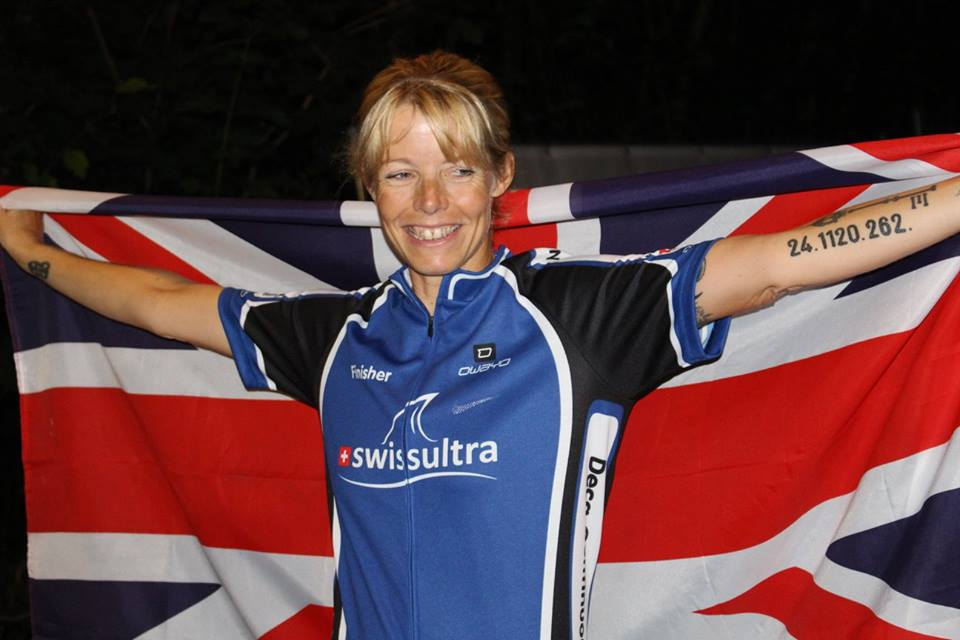Claire Smith's Insane 10 x Iron Distance Triathlon