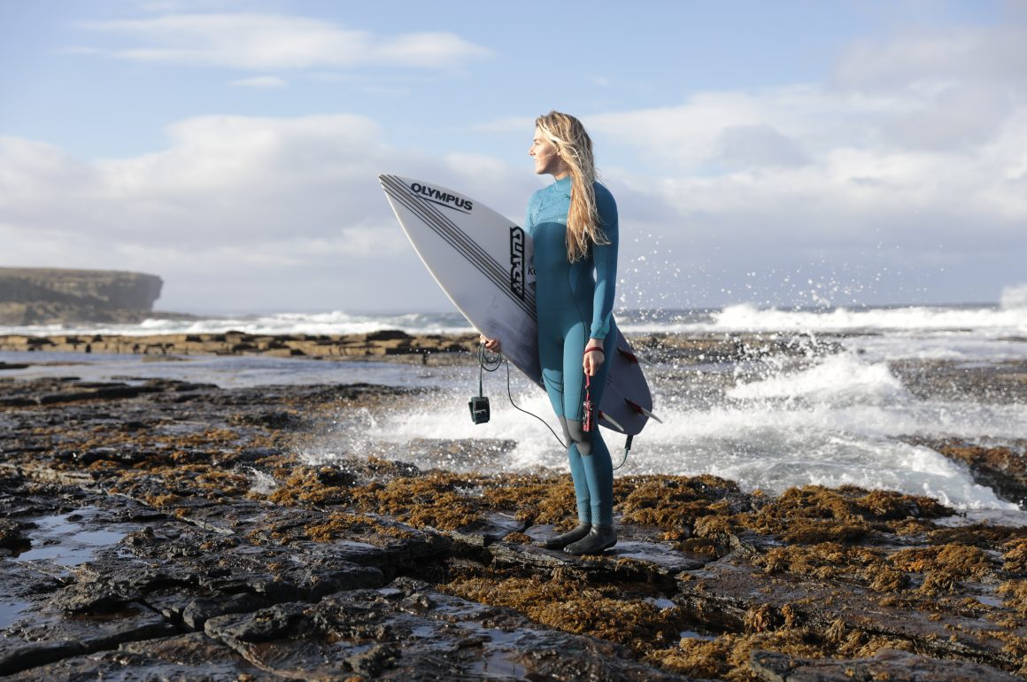 Lucy Campbell: British Surfing Champion