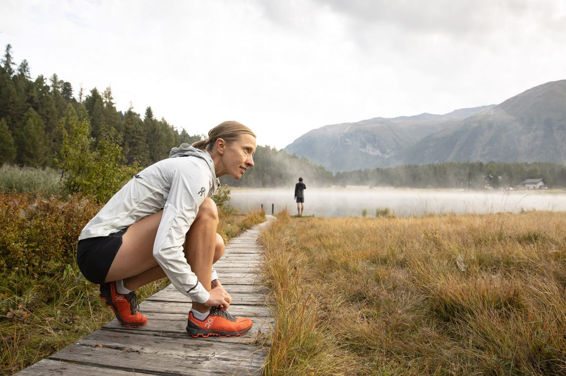 Julia Bleasdale: Track Olympian to Ultra-Trail Runner