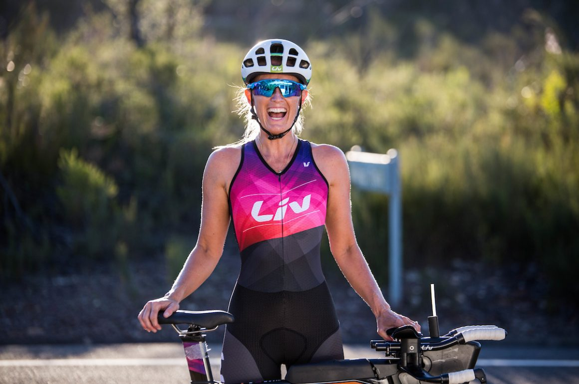 Jacqui Allen: 'I love the places XTERRA Triathlon takes me'