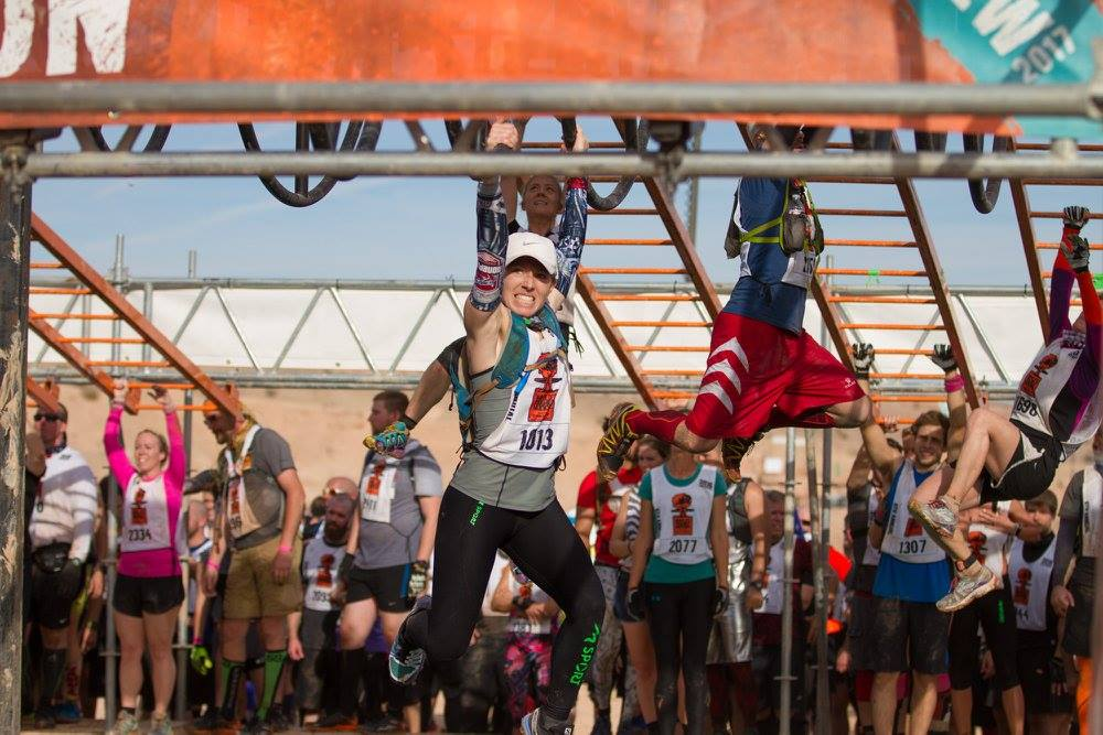 Amie Spade: Death Races, OCR and a 1553-mile FKT
