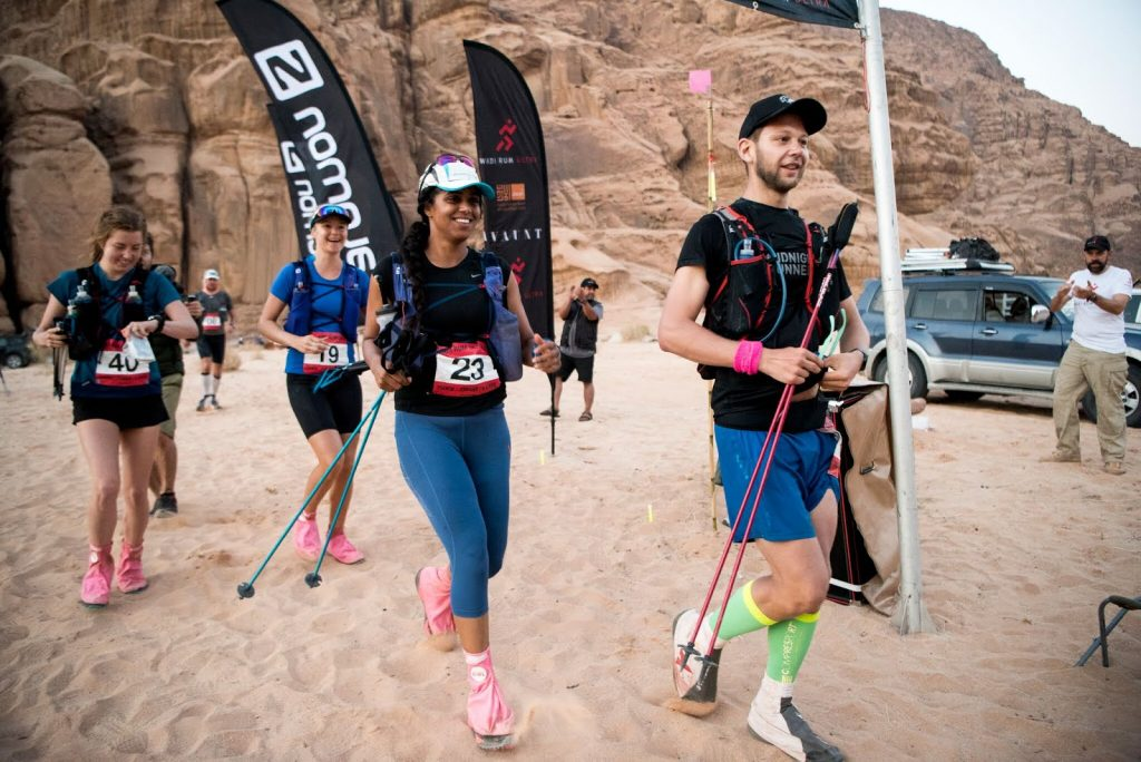 71d5fcb11176 Mara Hafezi  Notes on the Wadi Rum Desert Ultra - Lessons In Badassery