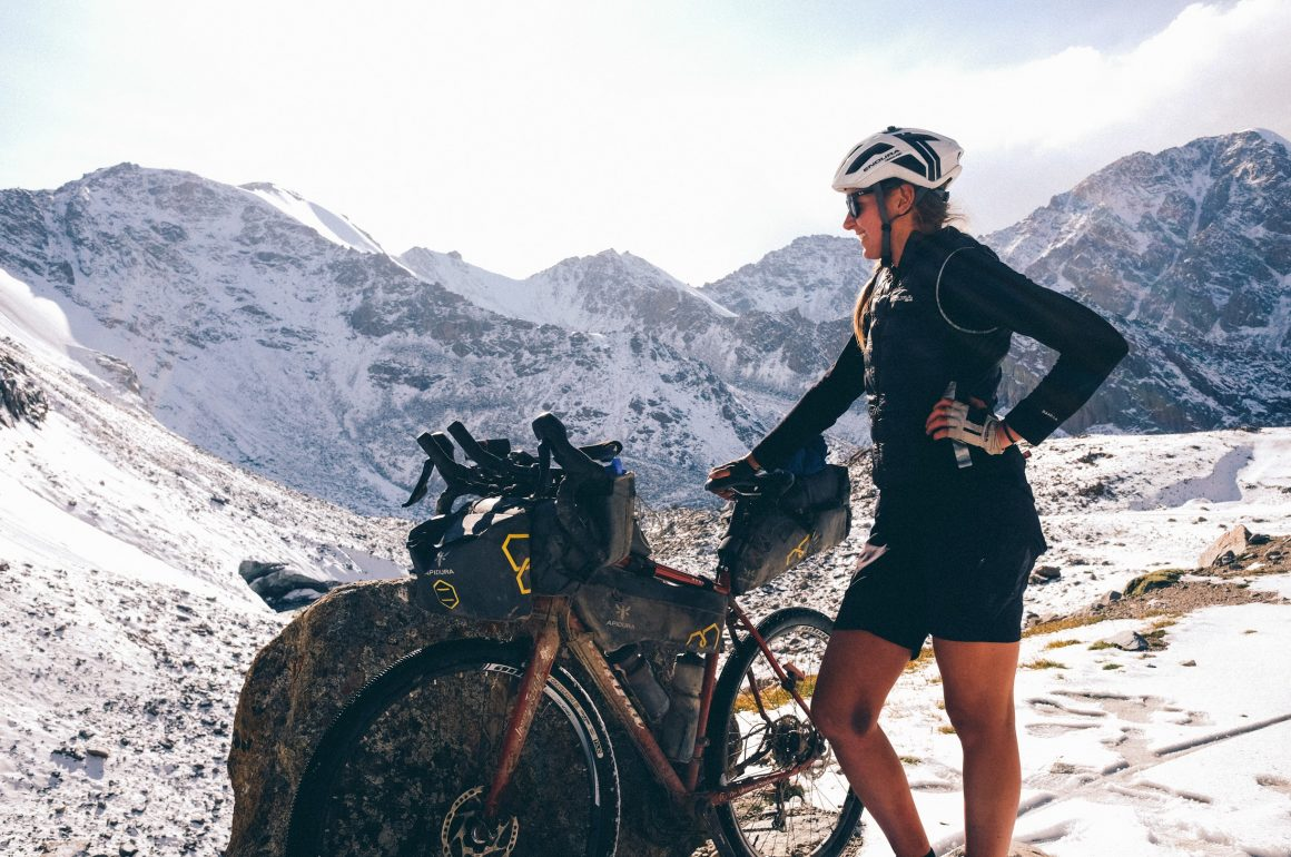 Jenny Tough: Tales from the Silk Road Mountain Race