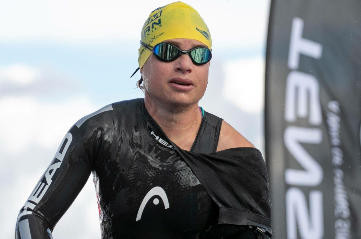 20 QUESTIONS FOR… Diane Sadik, Swimrun Athlete + Triathlete