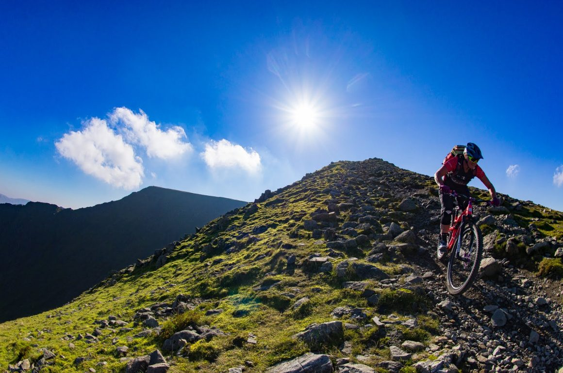 Julia Hobson: Riding and Guiding Europe's Best MTB Trails