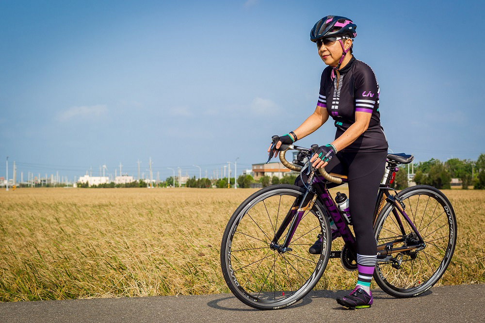 Meet Bonnie Tu, Founder of Liv Cycling