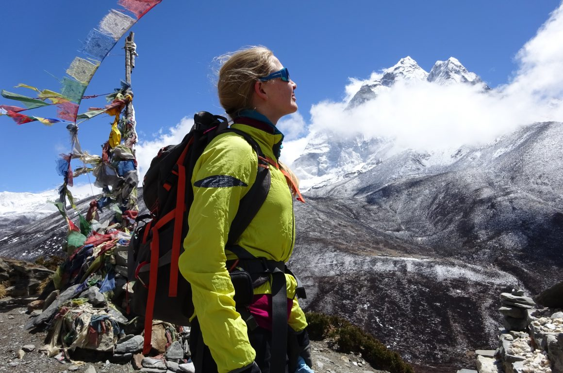 Inside an Everest Summit Climb – Dr Melanie Windridge