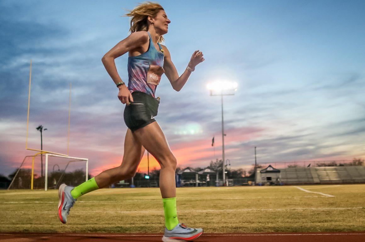 Camille Herron: Ultrarunning Phenomenon