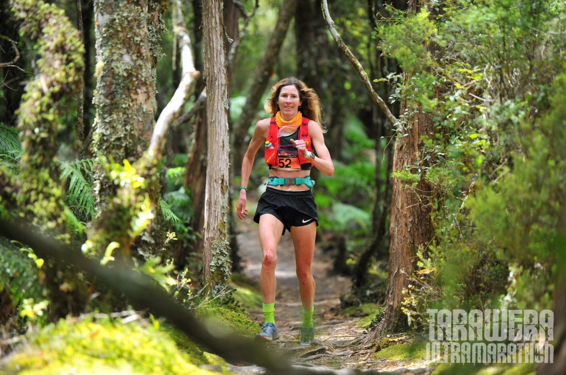 Camille Herron Talks Anti-Doping in Ultra Trail