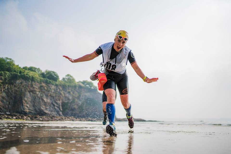 Jude Palmer: Q&A with the Swimrun Coach