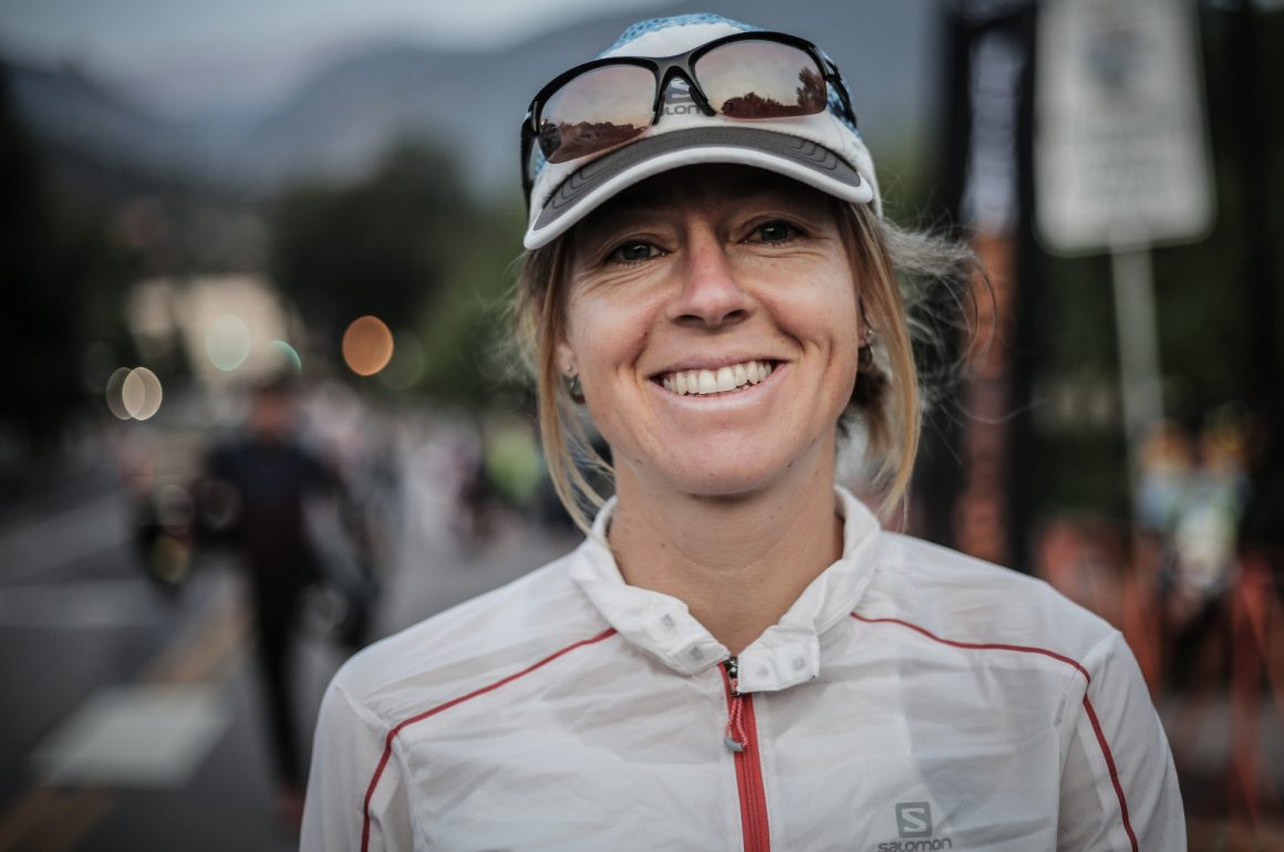 Megan Kimmel: 'They're all tough races – that's what racing is about'