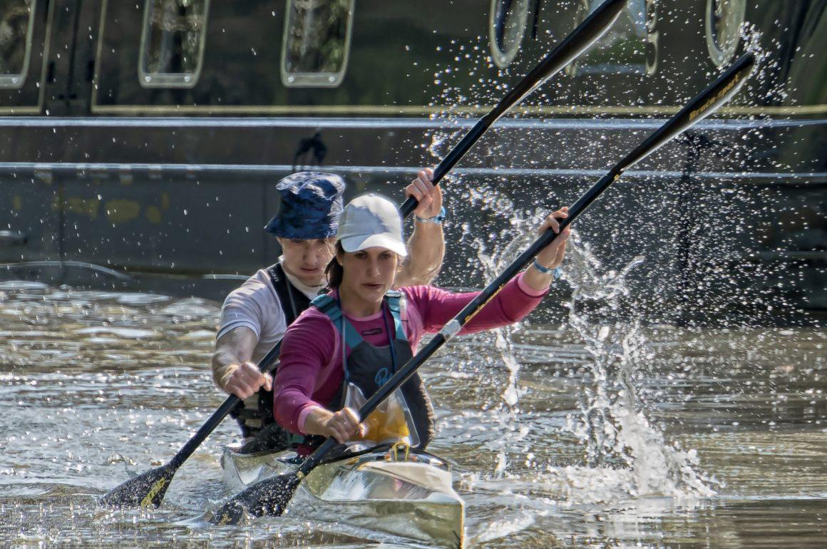 Alexandra Lane: GB Marathon Kayaker