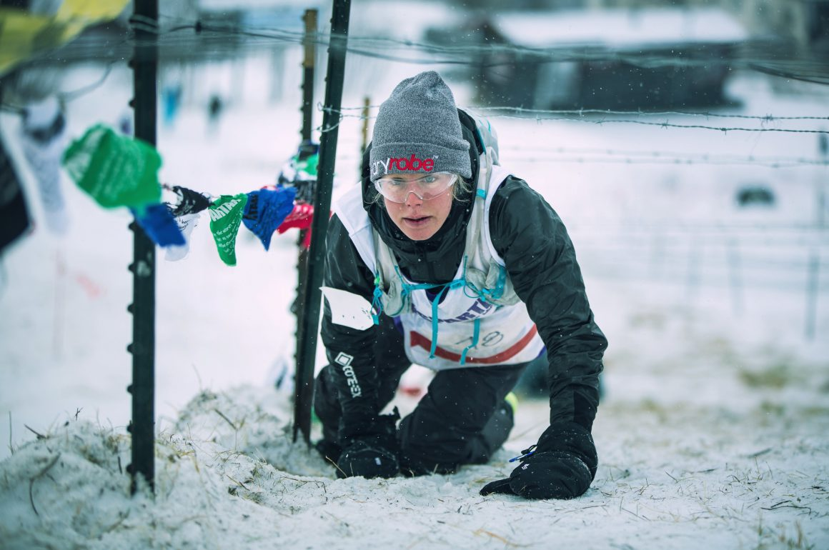 Rea Kolbl: Behind her Spartan Ultra World Champs Win