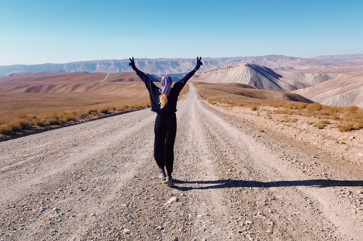 Liz Warner: 30 marathons in 30 countries for social change