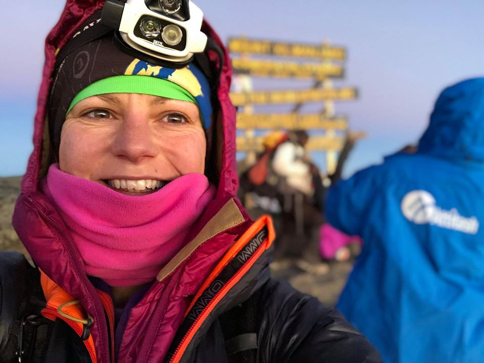Kristina Madsen: Meet the Mount Kilimanjaro FKT record holder