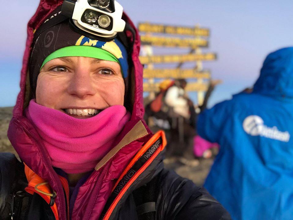 Kristina Madsen: Meet the Mount Kilimanjaro FKT record holder