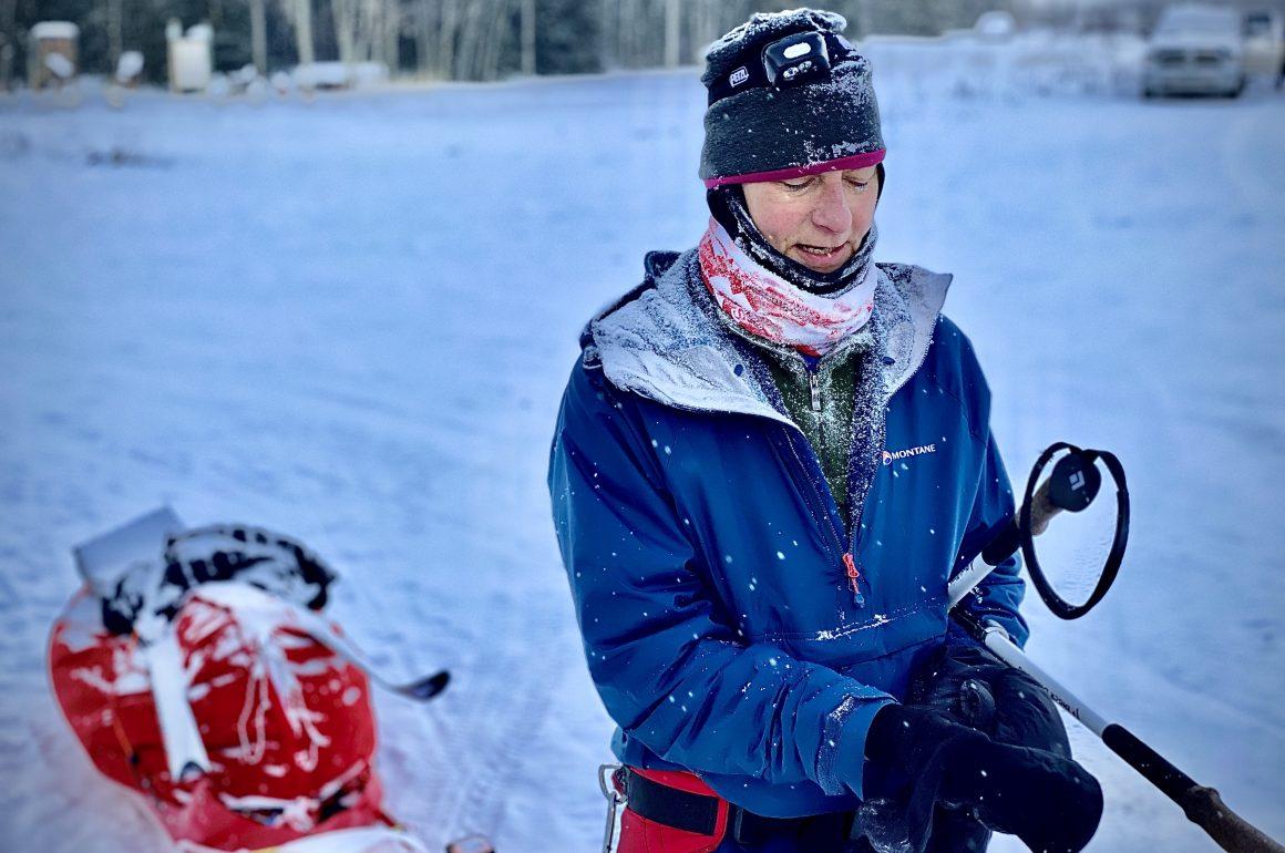 Shelley Gellatly: Racing the Montane Yukon Arctic Ultra aged 56