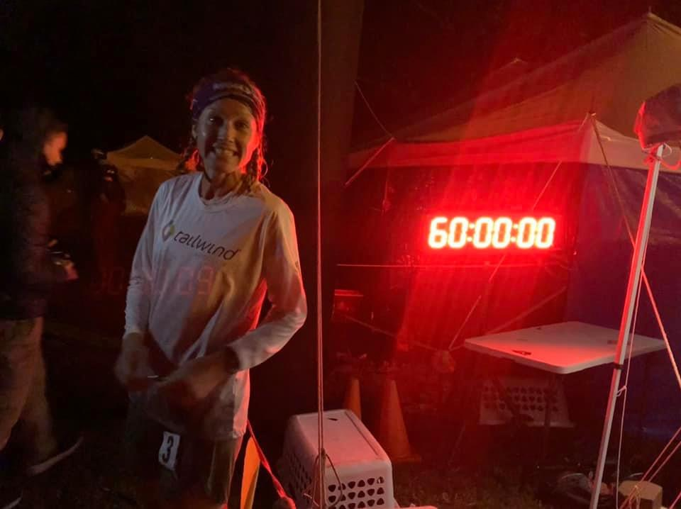 Maggie Guterl: Last runner standing