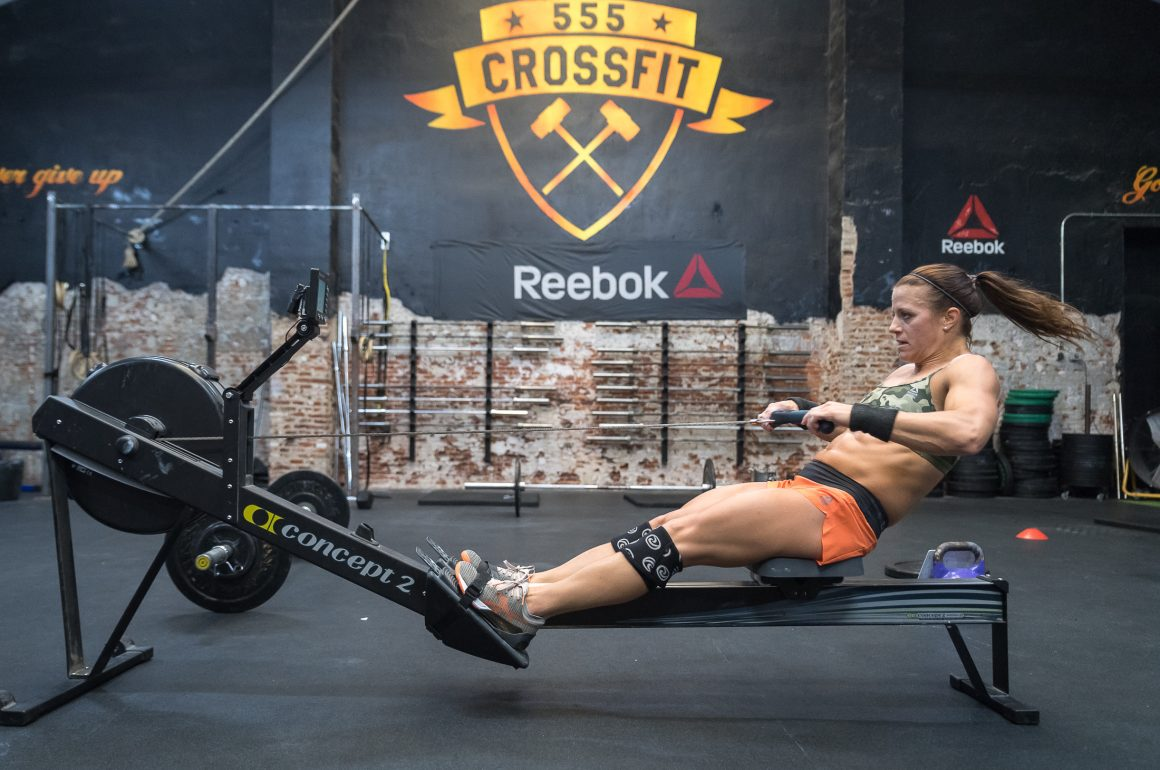 "Kristin Holte: ""I was in the shape of my life going into the CrossFit Games"""